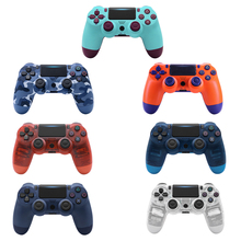 Wireless Bluetooth Gamepad For PS4 Controller For Playstation Dualshock 4 Joystick Gamepad for PS4/PS4 Pro Silm PS3 PC Game Pad for ps4 controller wireless bluetooth gamepad controller for sony playstation 4 for dualshock 4 joystick gamepad wholesale