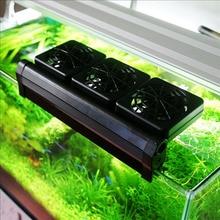 Cooling-Fan Aquarium-Accessories Wind-Chiller Temperature-Control Fish-Tank Wind-100-240v