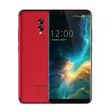 UMIDIGI S2 NOA-N8 4G Smartphone LTE 4GB pamięci RAM 64GB ROM 6.0 ''pełny ekran 5100mAh Helio P20 Octa Core linii papilarnych 13.0MP telefony komórkowe