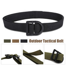 Military Belts Casual Fashion Adjustable Oxford Cloth Sports Army Leisure Heavy