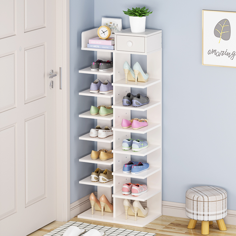 Simplicity Shoe Rack Multi-layer Home Shoe Nordic Cabinet Schoenen Opbergen Rangement Chaussure Guarda Zapatos Sapateira White