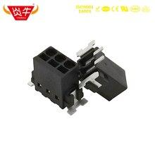 2.5mm PCB SMT SMD SPRING TERMINAL BLOCKS KF2025V PTSM 0,5/ 2-2,5-V SMD R44 1771101 1771091 2P 3P 4P 8P 10P 12P PHOENIX CONTACT