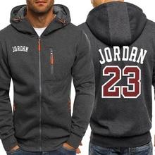 Jordan 23 зима осень Горячая Куртка бомбер мужская одежда уличная бейсбольная куртка Мужские толстовки хип-хоп Модные мужские пальто