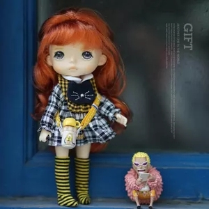 Image 5 - Youpin Monst Savage Baby Bid Doll 20 Cm Tall Small and Exquisite Childlike and Lovely Girl Gift