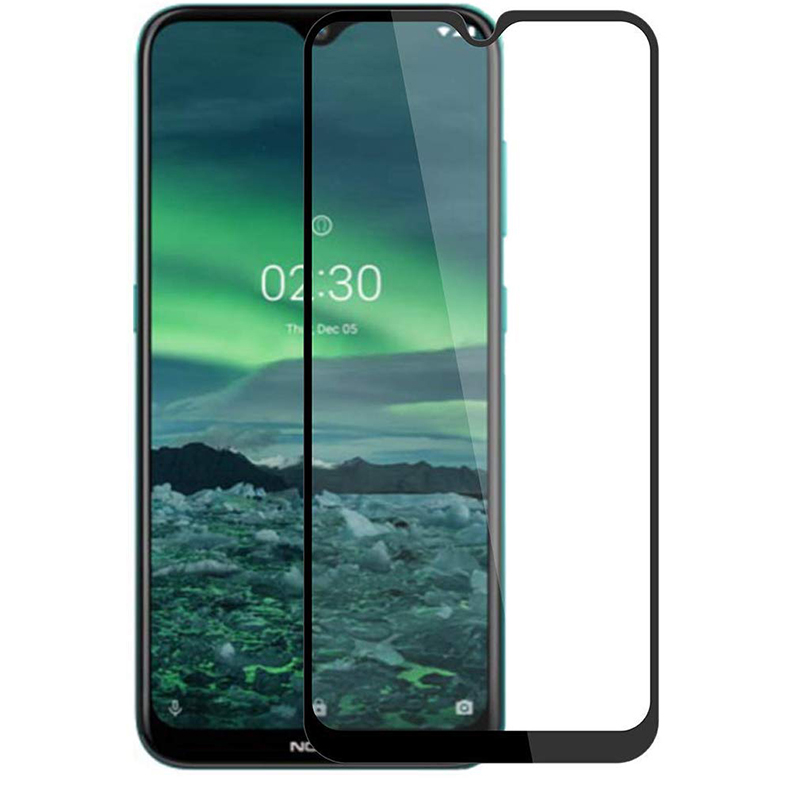 Full Coverage Tempered Glass For Nokia 2.3 Screen Protector Protective Film Glass For Nokia 2.3 TA-1211 TA-1214 TA-1206 TA-1209