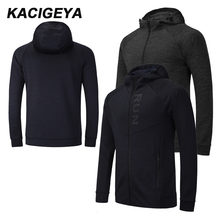 Fitness Jacket Men Running Long Sleeves Quick Dry Training Cycling Jerseys Football Basketball Top Outdoor Sports Coat west biking autumn women cycling clothes quick drying outdoor long sleeve clothing spring and riding fitness sports coat jerseys