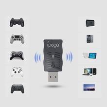 Ipega Pg-9132 Portable Usb Wireless Bluetooth Receiver Game Controller Adapter Gamepad Converter