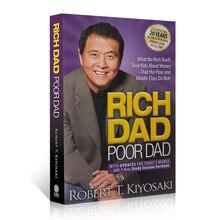 Pai rico pobre pai robert toru kiyosaki finanças pessoais crianças livros inteligência financeira iluminismo educação livro
