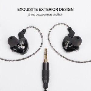 Image 3 - TFZ T1s w uchu słuchawki z mikrofonem przewodowy zestaw słuchawkowy z mikrofonem bas radiowy słuchawki douszne Monitor sportowy zestaw słuchawkowy do telefonu