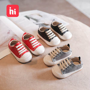Shoes Infant Sports-Sneakers Canvas Soft-Sole Anti-Slip Classic Toddler Newborn Baby-Boys-Girls
