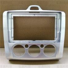 2Din Car Radio Fascia Frame Fit for Ford Focus 2 S-Max 2005-11 Car DVD GPSPanel Dash Kit Installation Frame Trim Bezel Fascias
