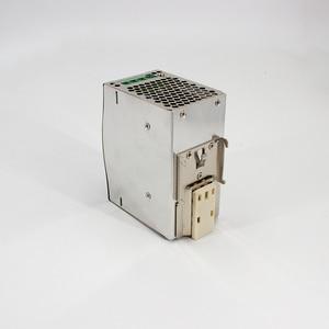 Image 3 - Fonte de alimentação estilo fitwell dr 120 24 120w 12v 24v 48v din rail alumínio enclosure smps/interruptor de fonte de alimentação