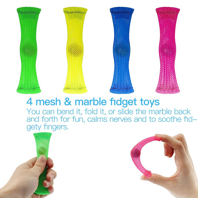 Sensory Toys Set Fidget Toys for Kids and Adults Relieves Stress Special Need Toys Assortment img4