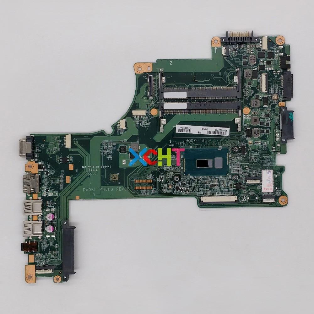 A000302740 DA0BLIMB6F0 w i5-5200U CPU for Toshiba Satellite S50 L50-B L50T-B Series Motherboard Mainboard System Board Tested