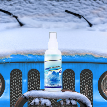 30/50ML New 2020 Auto Car Remover Liquid Melting Agent Window Windshield Window Deicing Agent Winter Tools For The Car 1