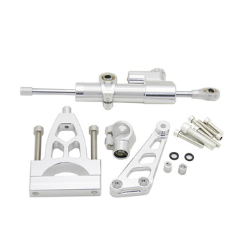 Stabilizer Steering Damper For Honda CB400 VTEC 1999-2012 Aluminum Parts Car