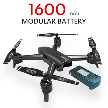 SG106 RC Quadcopter boy Toys Kids Optical Flow 1080P HD Dual Camera Real Time Aerial Video Positioning 2.4G 4CH Black, White