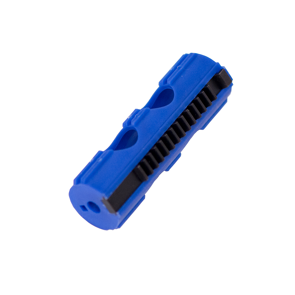 1PCS 14 Teeth Piston Blue Fibre Reinforced Full Steel For Airsoft M4 AK G36 MP5 Ver 2/3 Gearbox Tactical Hunting Accessories