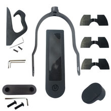 For Xiaomi M365 Pro Accessories Set 6Pcs/Set for Electric Scooter Rear Fender Wing Mudguard Shock Absorption Accessories(China)