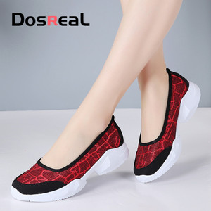 Dosreal Autumn Women Shoes Wom