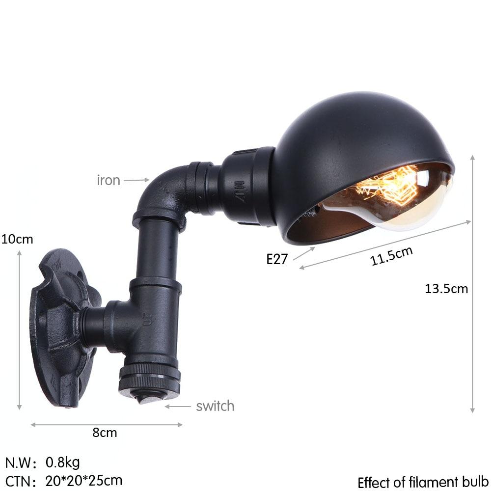 BG303 亚黑 尺寸图 钨丝 英文版