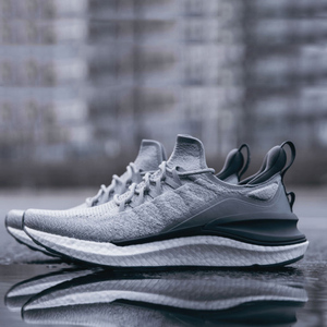 Image 2 - Original Xiaomi Mi Mijia Sports Shoes Sneaker 4 Outdoor Men Running Walking Lightweight Comfortable Breathable 4D Fly Wove Shoes