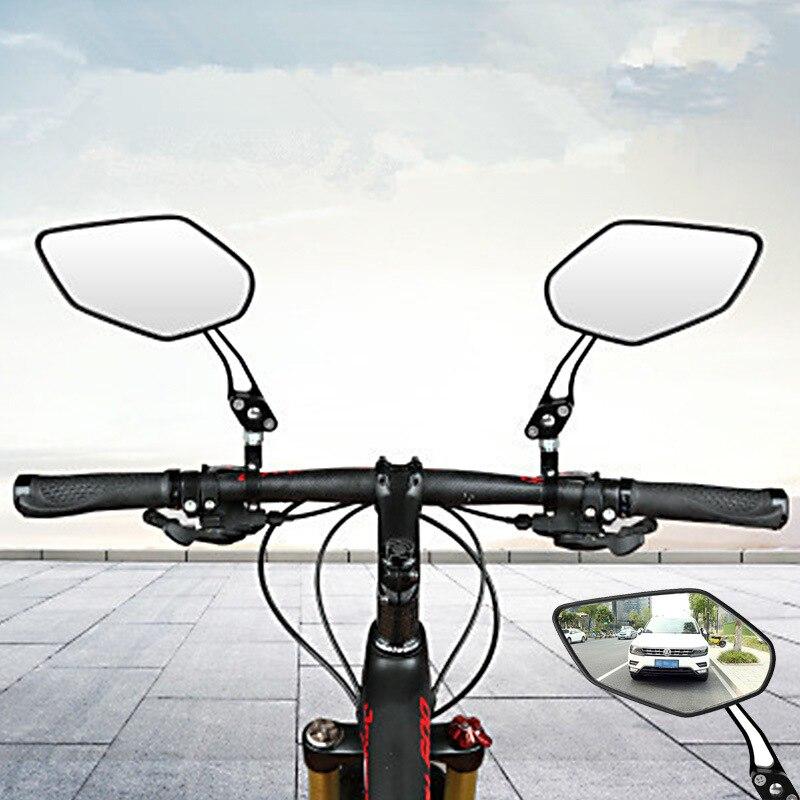 Bicycle Bike Handlebar Rear View Rearview Mirror For Bike Electric Motorcycle