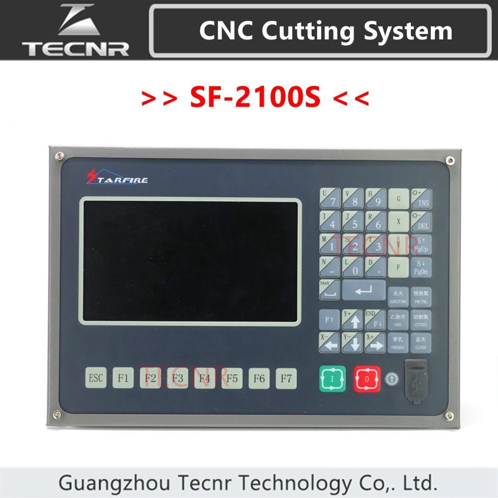 STARFIRE 2-axis SF-2100S CNC  Cutting Machine System Plasma Cutting Machine Parts System