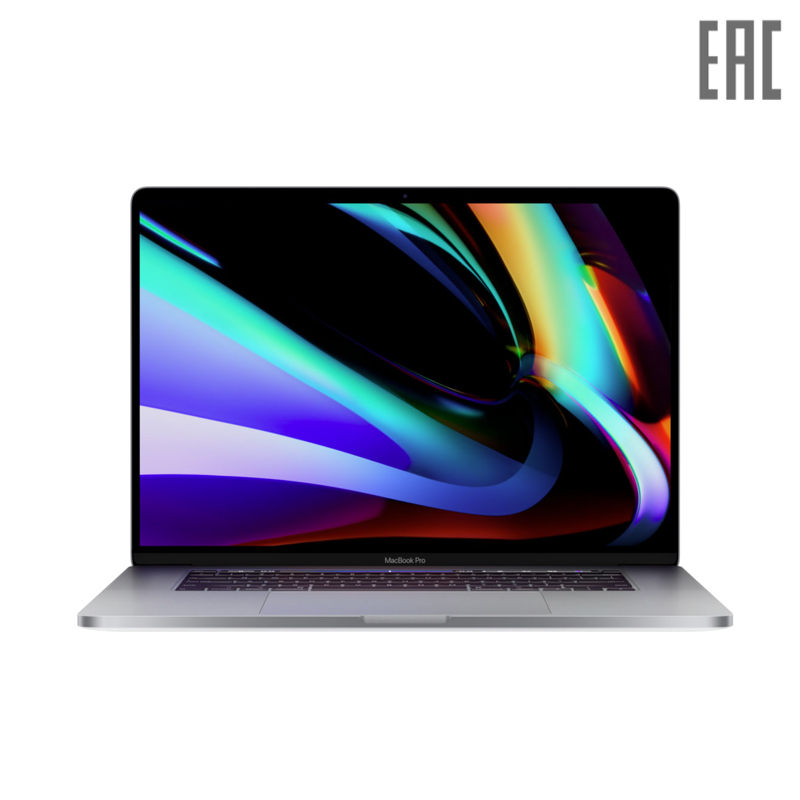 Laptop Apple MacBook Pro 16 /Intel i7/16GB/512GB SSD/AMD Radeon Pro 5300M 4GB/Touch Bar image