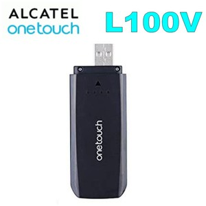 Unlocked Alcatel One Touch L100V 4G LTE Mobile Broadband USB modem 4 dongle with SIM card slot