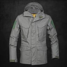 Весенний и осенний Тактический Тренч, Мужская военная куртка для фанатов, камуфляжная Водонепроницаемая дышащая теплая куртка M65 Archons, уличная дождевая куртка