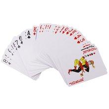 Секретные покерные карты просвечиваются игральные ic toys poker