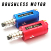 40K Brushless Motor Long Axis Adjustable Speed High Torque Airsoft AEG Motor for M4 M16 MP5 G3 Hunting Paintball Accessories