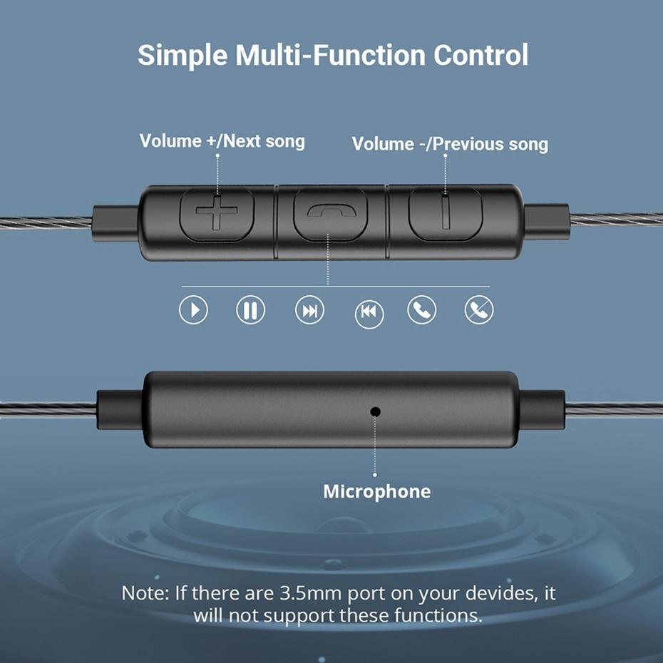 USB Type c earphone (5)