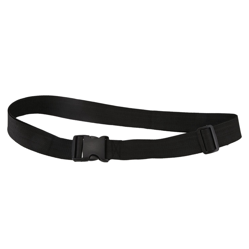 Quick Release Buckle  Black  Luggage Strap 202cm Long