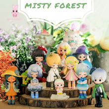 Model-Doll Toys Blind-Bag Guess-Bag Figures Forest Girl Misty Anime Cute Ciega Liila