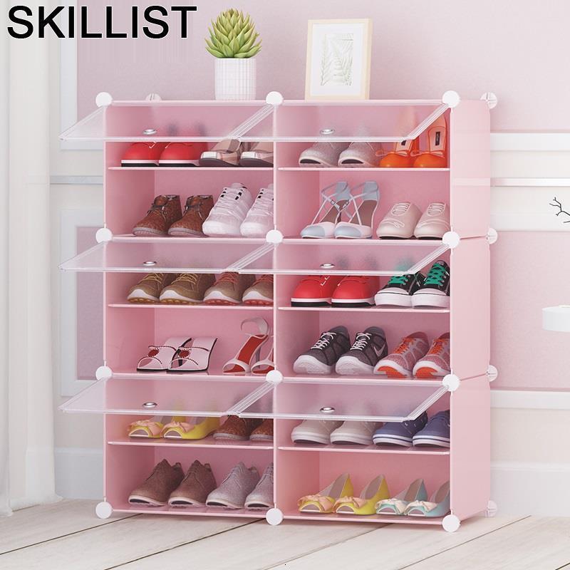 Almacenamiento font b Closet b font Zapatero Gabinete Meuble De Rangement Mobilya Mueble Furniture Rack Cabinet