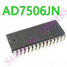 AD7506JNZ DIP-28 AD7506 AD7506JN CMOS 8-и 16-канальный аналоговый мультиплексор