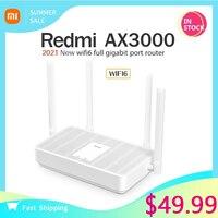 Xiaomi Redmi AX3000 Router 2.4Ghz Dual-Band 5G Wireless Gigabit Wifi6 Mesh Network Extender 4 Antenna ad alto guadagno sostituisci AX6 AX5