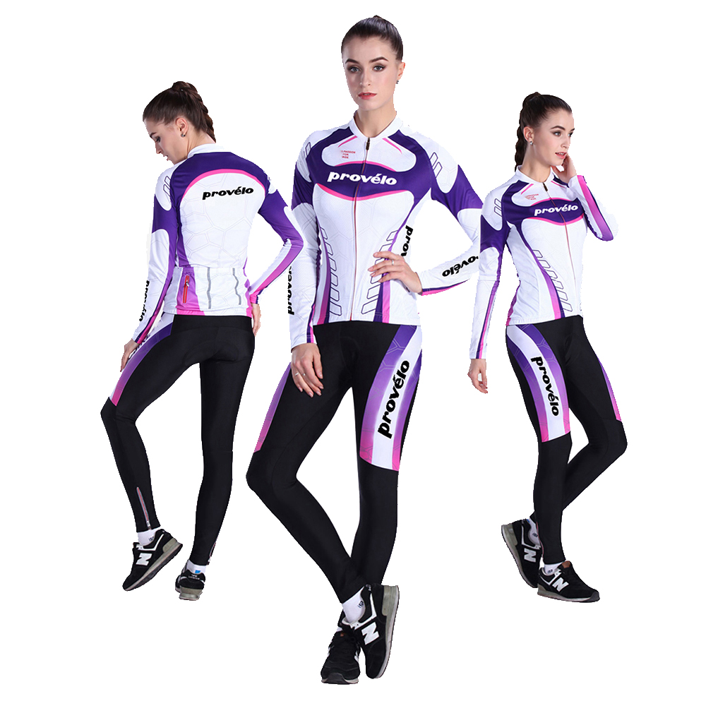 Womens Cycling Jersey Clothes Mtb Bicycle Maillot Ciclismo Outdoor Sportswear Long Sleeve Spring Clothing
