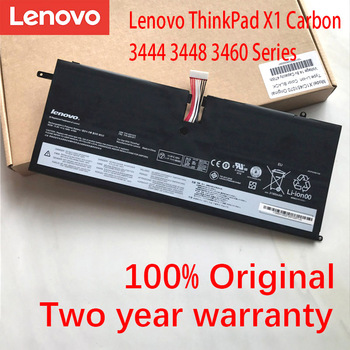 Lenovo NEW Original 45N1070 45N1071 Laptop Battery For Lenovo ThinkPad X1 Carbon 3444 3448 3460 Series 14.8V 47Wh image