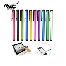 цена на 10pcs/lot Capacitive Touch Screen Stylus Pen For IPad Air Mini 2 3 4 For IPhone 4s 5 6 7 Samsung Universal Tablet PC Smart Phone