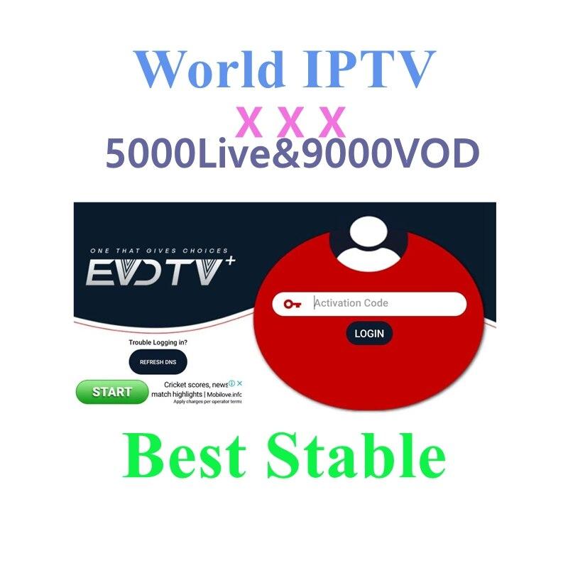 2019 EVOL IPTV UHD 4K Arabic channels iptv server subscription 1 month code apk EVDTV PLUS - Download Free Arabic IPTV 2 APK newest model 1 zero for android units