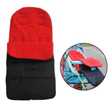 Children Kids Multi-function Baby Stroller Sleeping Bag Trolley Thickened Swaddle Windproof Waterproof Warm Foot Cover