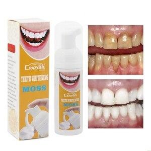 Foam Toothpaste Teeth Whitenin