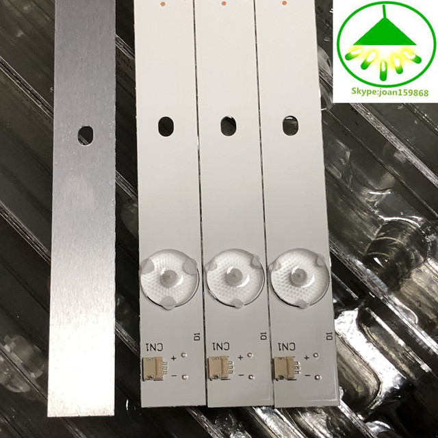 30 Pcs 100% Nieuwe Goede Kwaliteit Lcd Tv Backlight Bar Voor 400S8606X8 A0035 E34036 40S 4 10 1.00.1.388015S01R V1 94V O DY 01