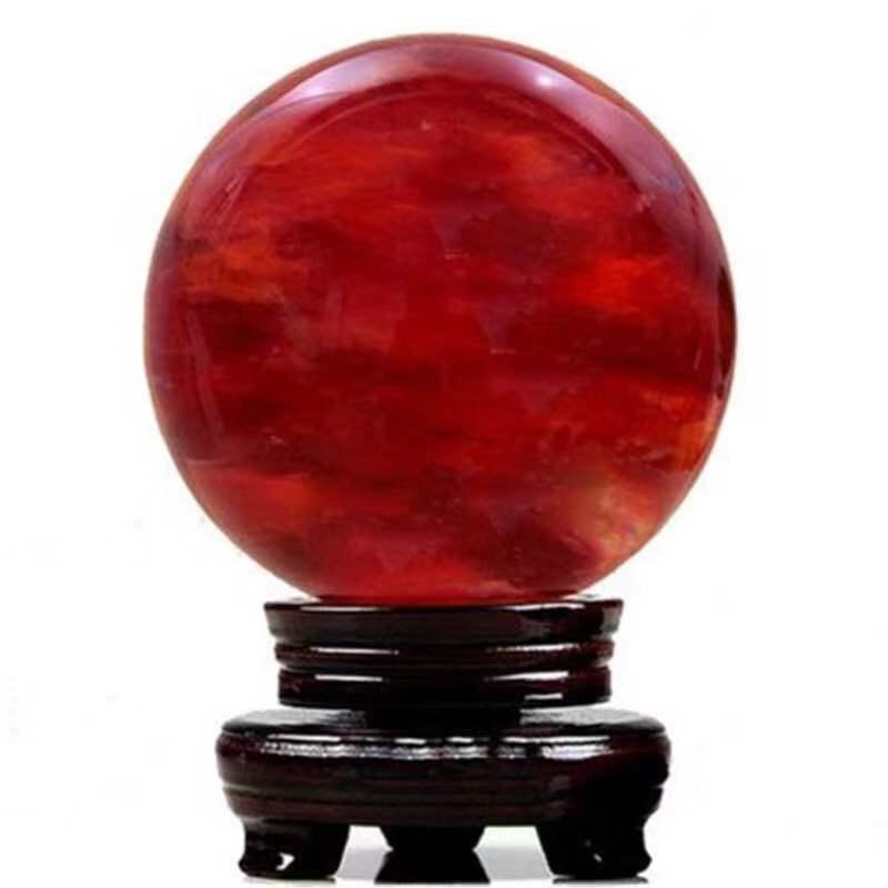 esfera pedras preciosas naturais cura decoração feng shui artesanato