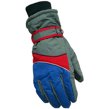 Men's Ski Gloves Fleece Snowboard Gloves Snowmobile Motorcycle Riding Winter Gloves Windproof Waterproof Snow Gloves Unisex New new men s ski gloves snowboard gloves motorcycle riding winter children ski gloves windproof waterproof unisex snow gloves