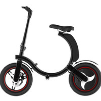 New 14'' Tire Protable Electric Scooter 36V 450W Motor Electric Folding Bike eBike E bike Bicycle|Electric Scooters| |  -