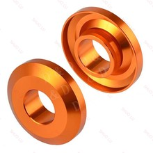 For KTM 350 125 150 200 250 300 400 450 SX SXF XC XCF 2013-2019 Motorcycle Rear Wheel Hub Spacers Rear Wheel Spacers Collars